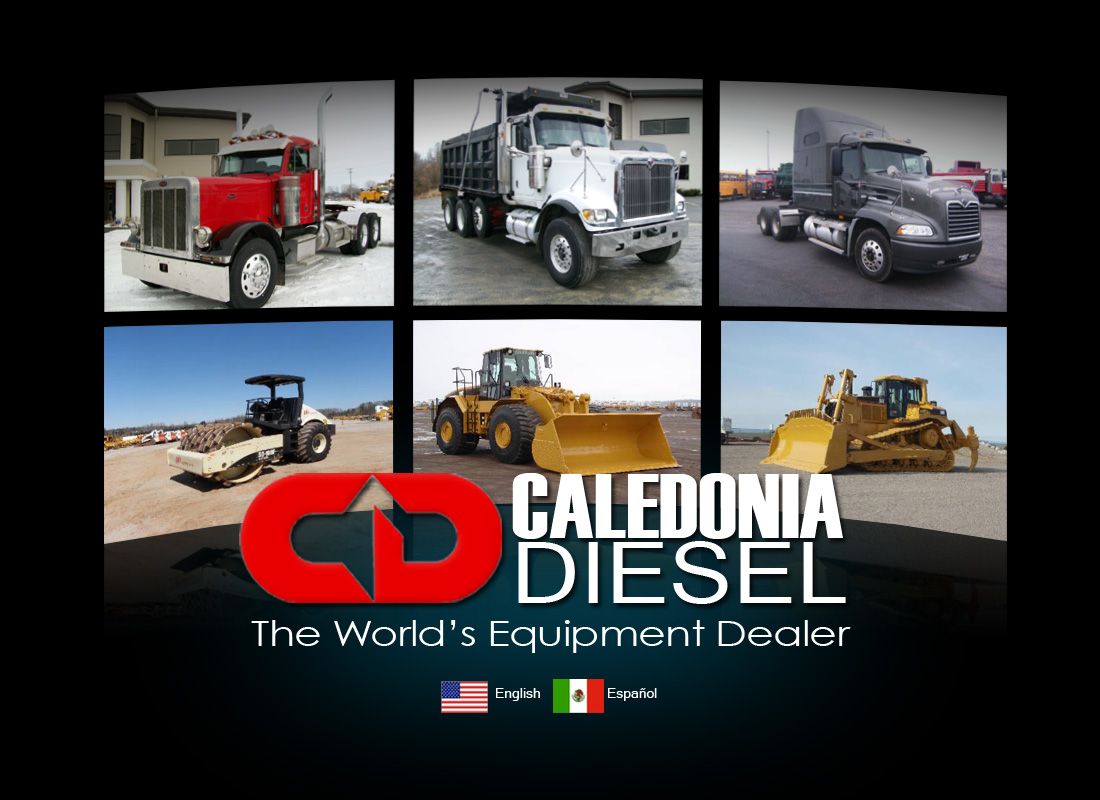 Caledonia Diesel - The Worlds Truck Dealership